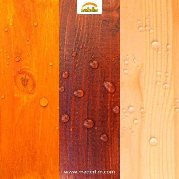 Lasur Hidrofugante para proteger la madera