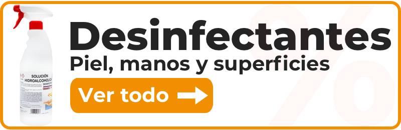 Banner desinfectantes